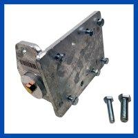 Stützradkonsole ohne Stützrad